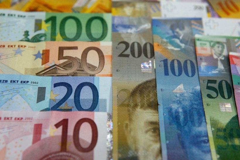 Eurole üleminek tõi Eestis kaasa suurema hinnatõusu kui Lätis