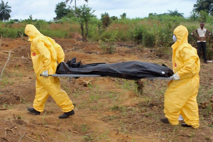 WHO: ebola on nõudnud 4877 ohvrit