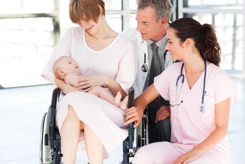 Sünnitusel tudengi juuresolek võib toimuda üksnes sünnitaja selge nõusoleku korral