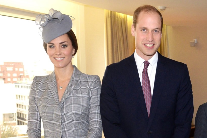FOTOD: hertsoginna Catherine ilmutas end taas rahvale