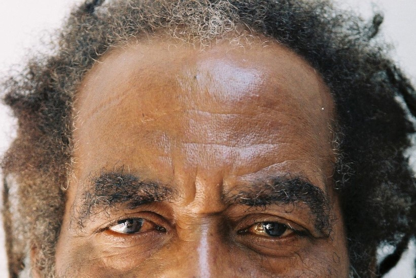 Suri reggae-legend John Holt