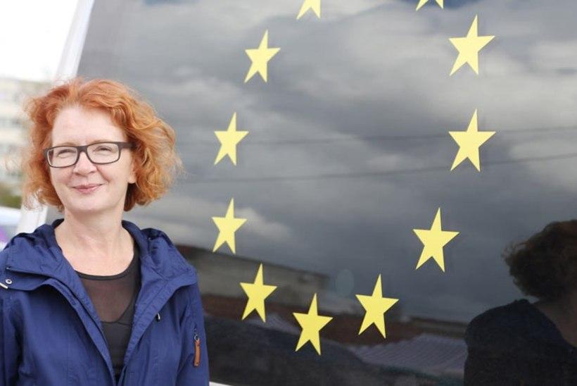 Yana Toom: Euroopa Liit peab kiiresti reageerima Ukraina kriisile humanitaarabi pakkumisega