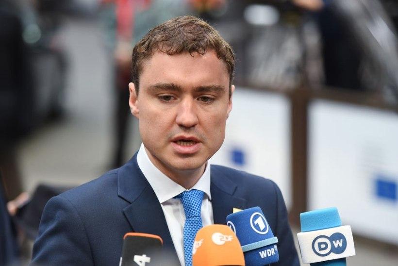 Peaminister süüdistas Ligi kritiseerijaid