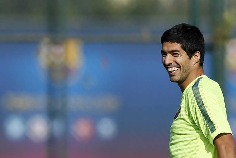 Asi kindel: Suarez teeb debüüdi El Clasicol