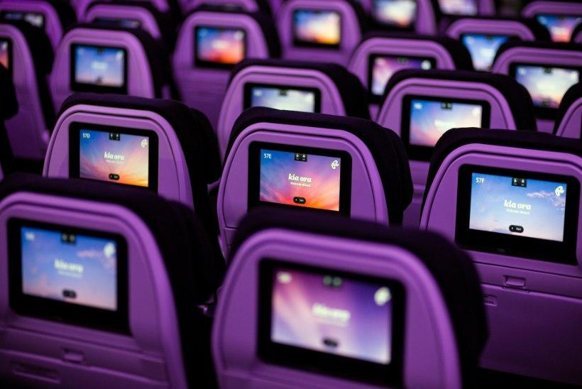 Kas Air New Zealand tegi aegade parima turvavideo?