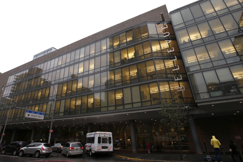 Aafrikast New Yorki naasnud meditsiinitöötajal diagnoositi ebola