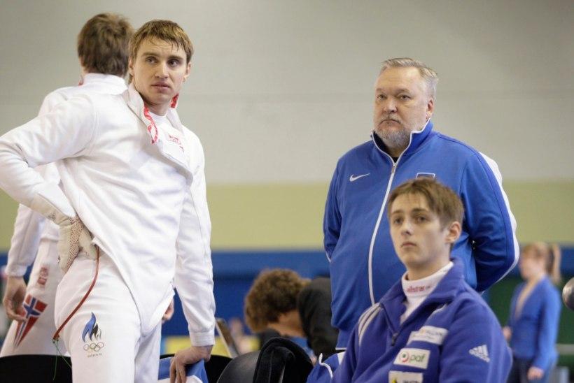Kas Nikolai Novosjolov naaseb vigastuspausilt liiga vara võistluskarussellile?