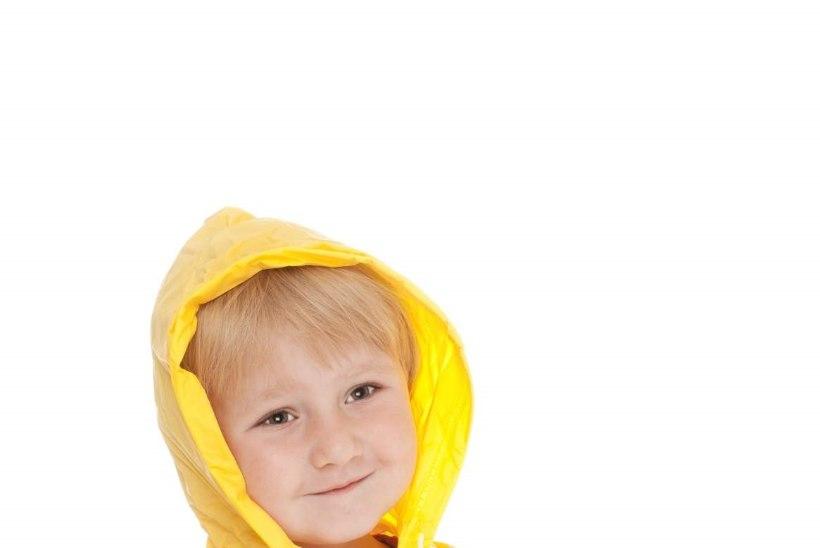 Ettevaatust! Laste riided ja jalanõud võivad sisaldada tervisele ohtlikke keemilisi aineid