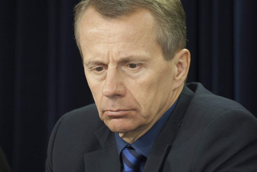 """""""Jürgen Ligi skandaalis"""" võeti aeg ajutiselt maha"""