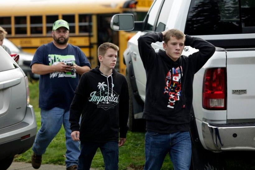 USA-s toimus järjekordne koolitulistamine, surma sai kaks õpilast