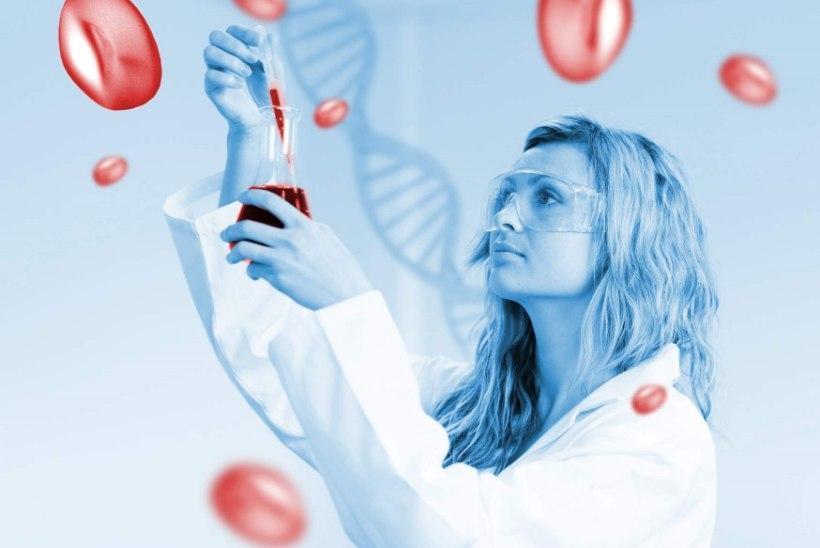 Miks me haigeks jääme? DNA ja teised tähed