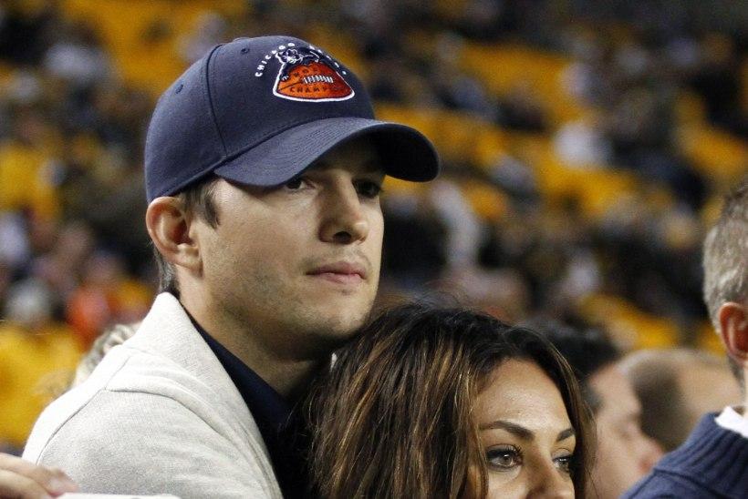 ON OODATA LISA: Mila Kunis ja Ashton Kutcher tahavad lähiajal veel ühte beebit
