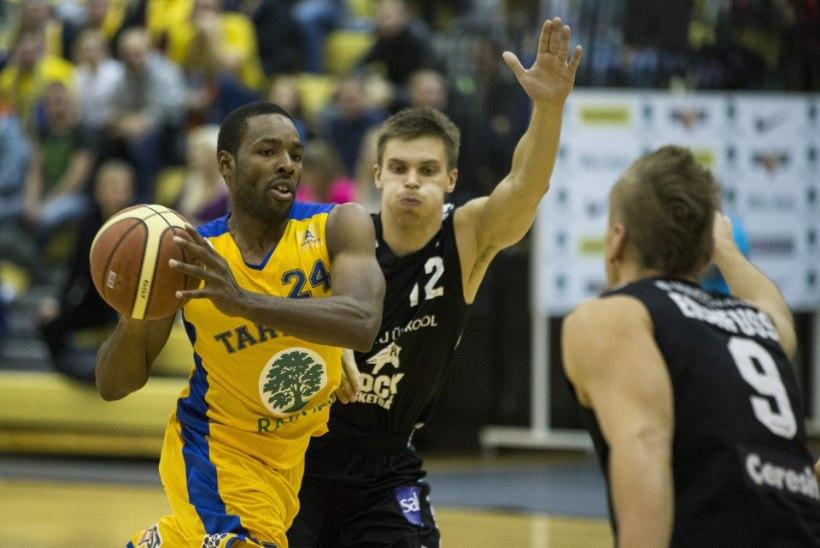 Rakvere Tarvas võitis ja muutis Tartu Ülikool/Rocki meeleolu morniks