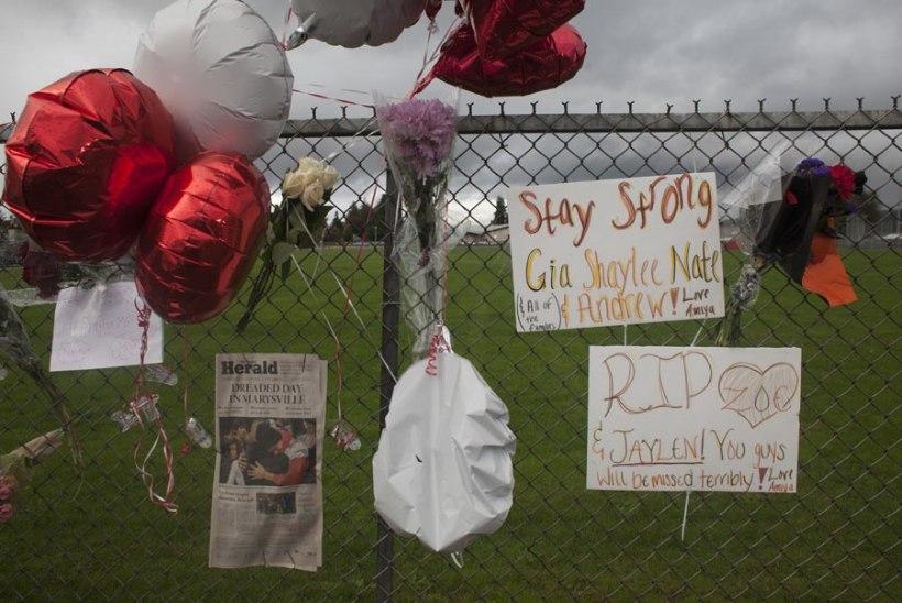 USA koolitulistamises üks kriitilises seisundis haavatutest suri