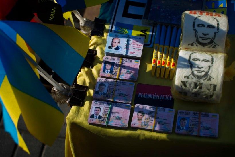 VIDEO: Ukrainas ollakse valimistulemusega rahul