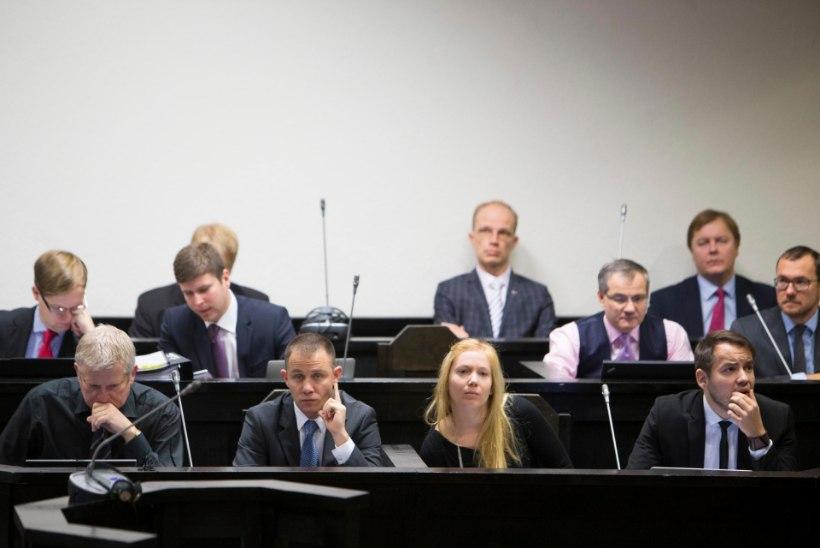 Uus päev viinakartelli-kohtuasjas: tunnistajate mälud on viie aastaga tuhmunud