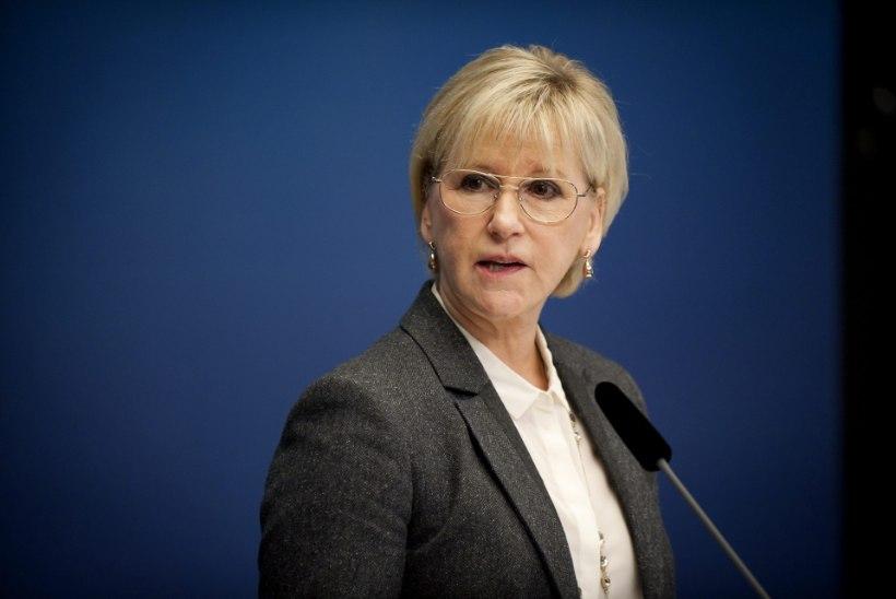 Rootsi uus valitsus tunnustas ametlikult Palestiina riiki