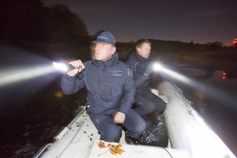 Jaht röövpüüdjatele Jägala ja Pirita jõgedel