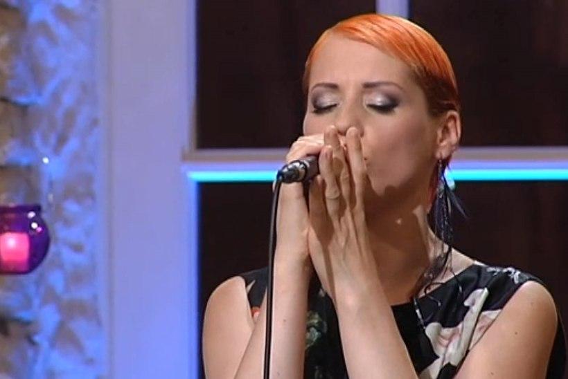 "VIDEO: Lea Dali Lioni etteaste tõi ""Laula mu laulu"" osalistele pisara silma!"