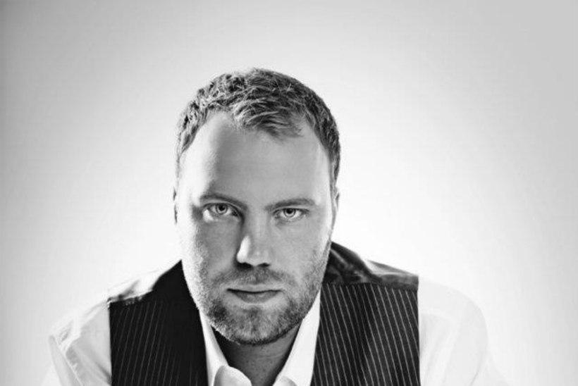 Sten-Erik Jantson on õppinud Soomes moedisaineriks