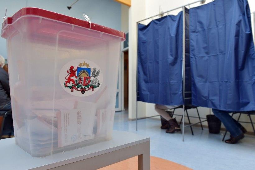 Läti koalitsiooniparteid jäävad tõenäoliselt võimule