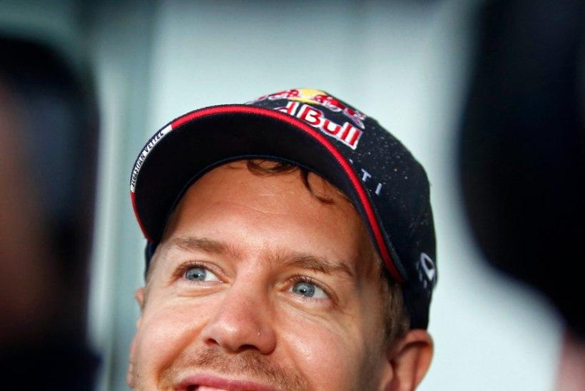 Sebastian Vettel hakkab Ferraris saama ulmelist palka