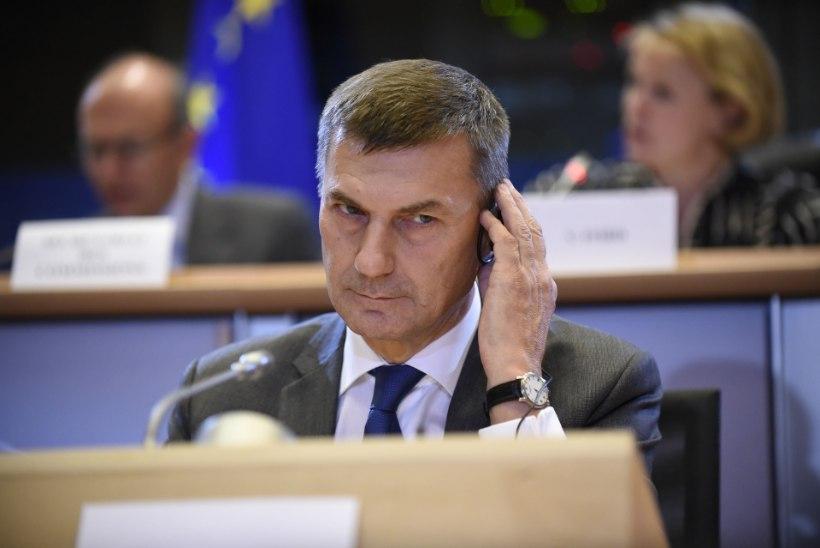 """Ansip eurosaadikuile: """"Eesti pole nii täiuslik, et teisi õpetada!"""""""