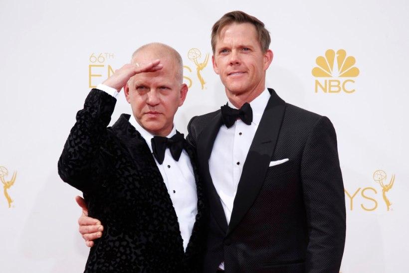 """""""Glee"""" produtsent Ryan Murphy ja tema abikaasa David Miller said teist korda isadeks"""