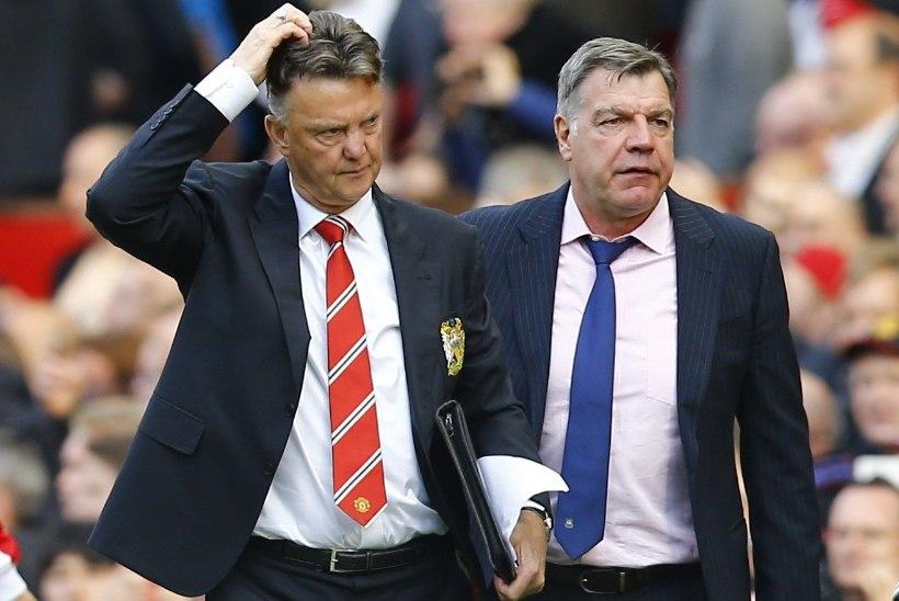 West Hami peatreener on pettunud, et enam Manchester Unitedi kolleegidega tipsutada ei saa
