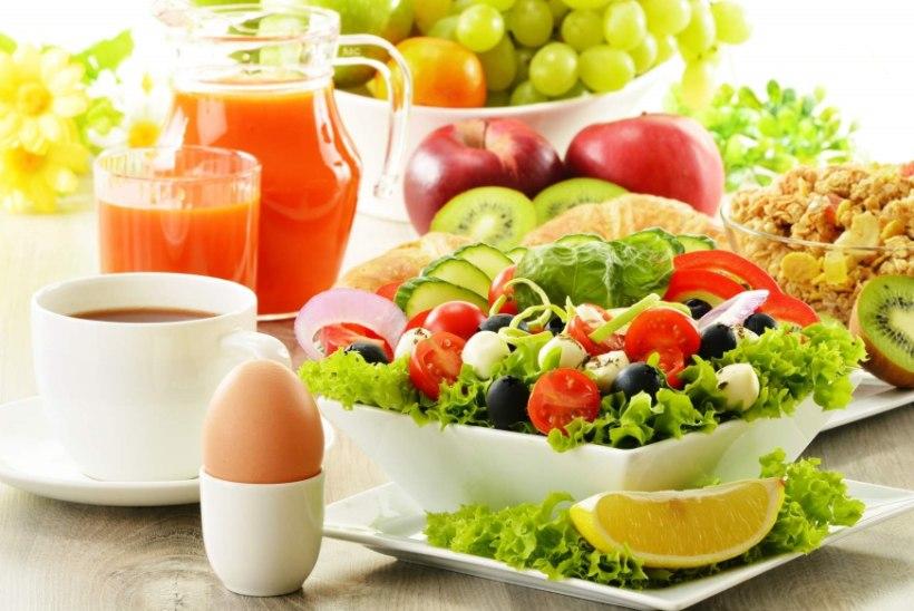 Kuidas töökohal tervislikumalt toituda?