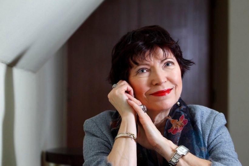 "Kersti Kreismann sai rolli menusarjas ""Inspektor Banks"""