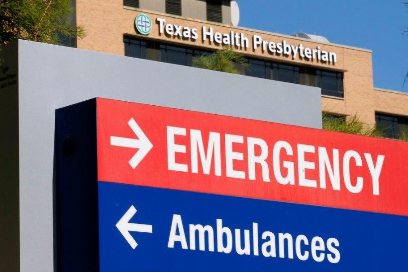 VIDEO: Dallases maeti USA esimene ebolasse nakatunu