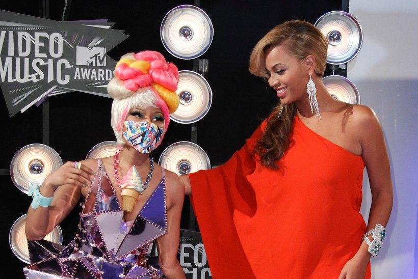 VIDEO: Beyonce ja Nicki Minaj võitlesid lauluga naiste õiguste eest