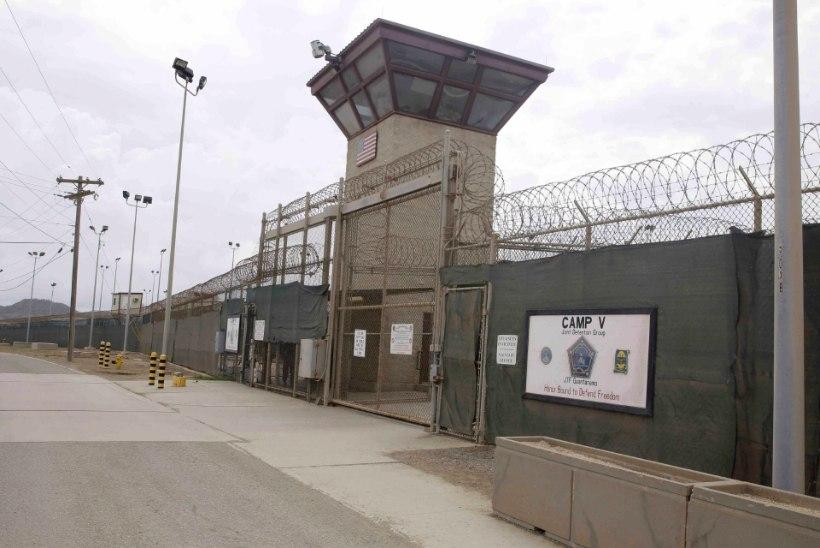 Valitsus otsustas USA palvel Eestisse vastu võtta ühe Guantanamo vangi