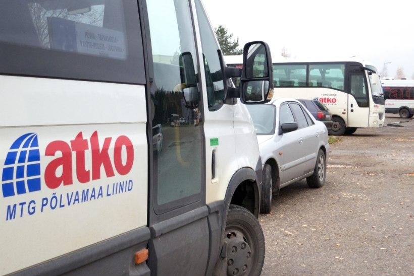 Kõrgemat palka nõudnud ATKO bussijuhid said miinimumpalga tõusu