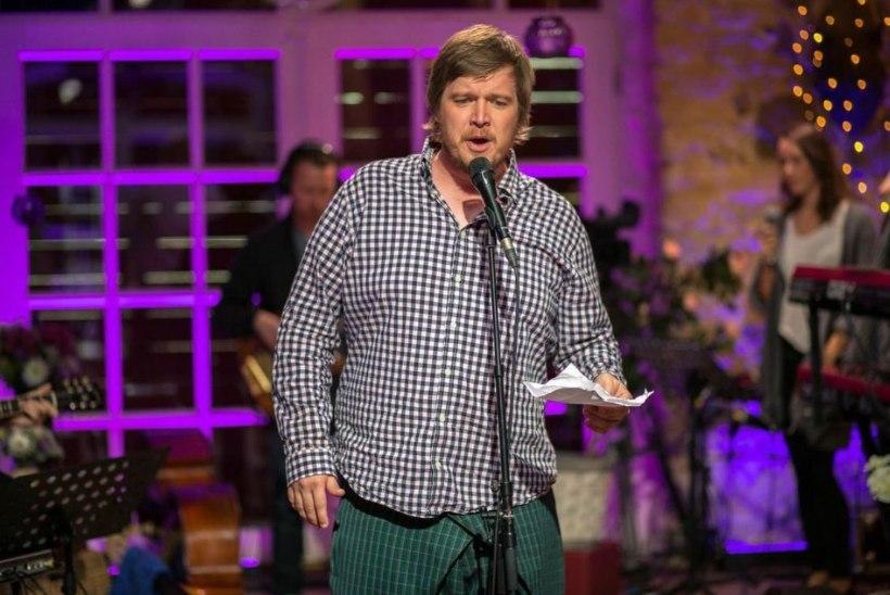 """VIDEO: Jarek Kasari esitus saates """"Laula mu laulu"""" oli inspireeritud Evelin Ilvese öistest seiklustest"""
