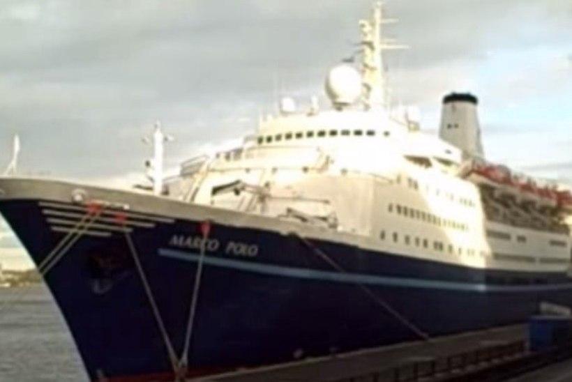 Norra saarestikus sõitis madalikule kruiisilaev, mille pardal üle tuhande inimese