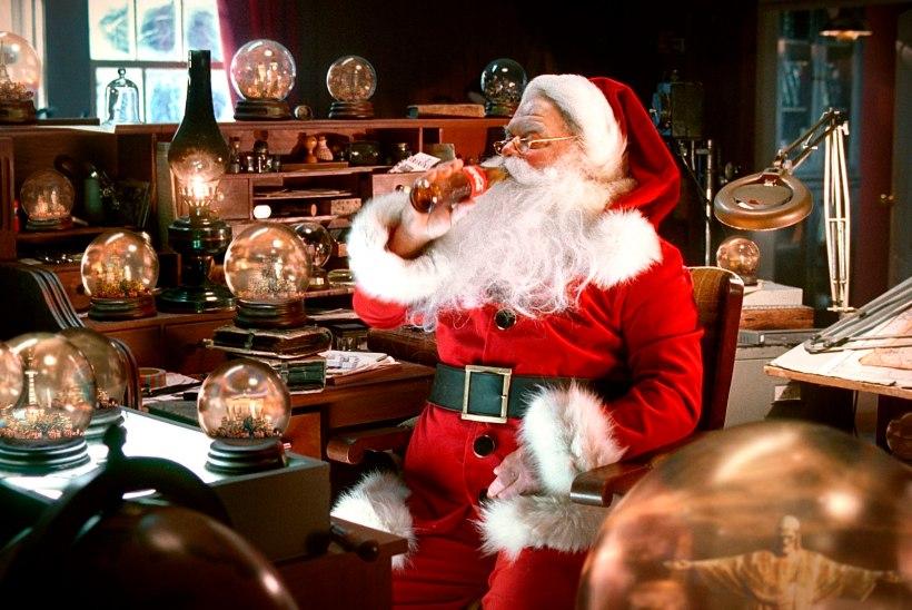 Coca-Cola legendaarne jõuluvana suri 86aastasena