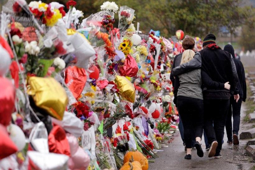 USAs suri Marysville'i koolitulistamise kolmas noor ohver