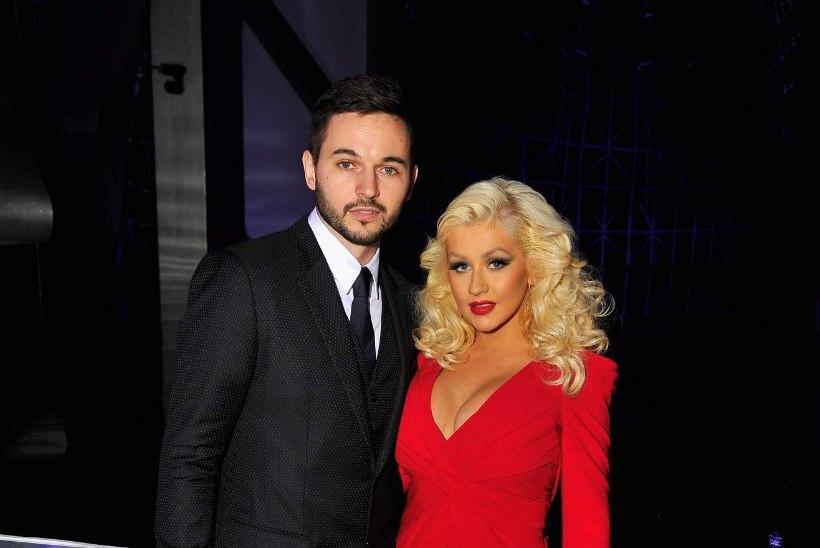 Christina Aguilera on seksikas emme