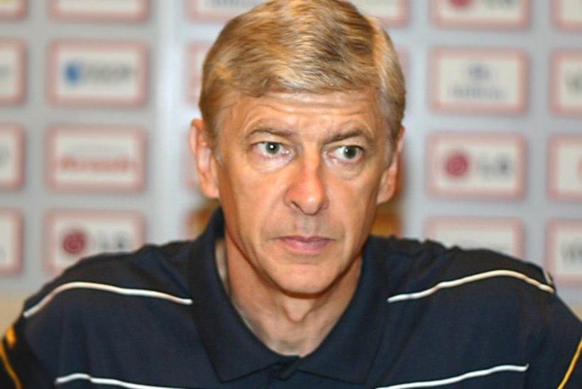 Arsene Wenger: Chelsea't ei takista praegu mitte keegi