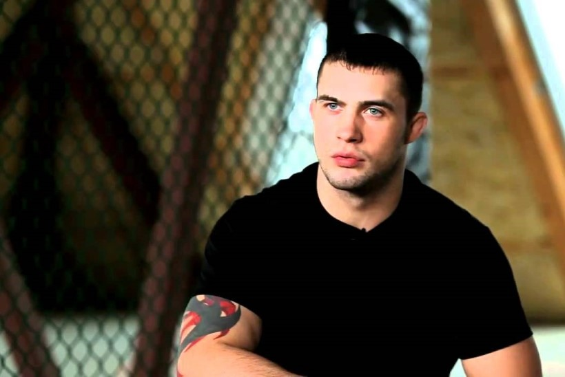 Eesti MMA absoluutne tipp Alik Tseiko võistleb Xplosionil
