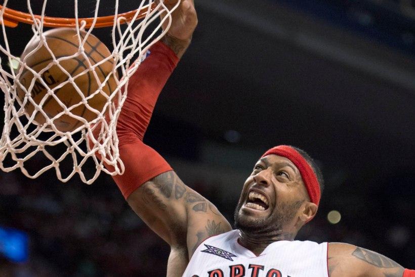 VIDEO: NBA mängupäeva uhkeima esituse tegi Raptorsi mängija