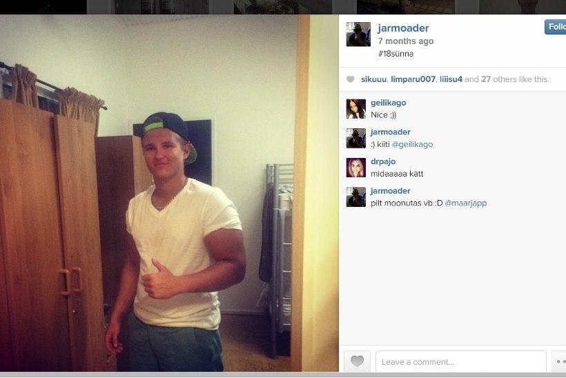 Kas Argo Ader rääkis poeg Jarmo avarii kohta tõtt?