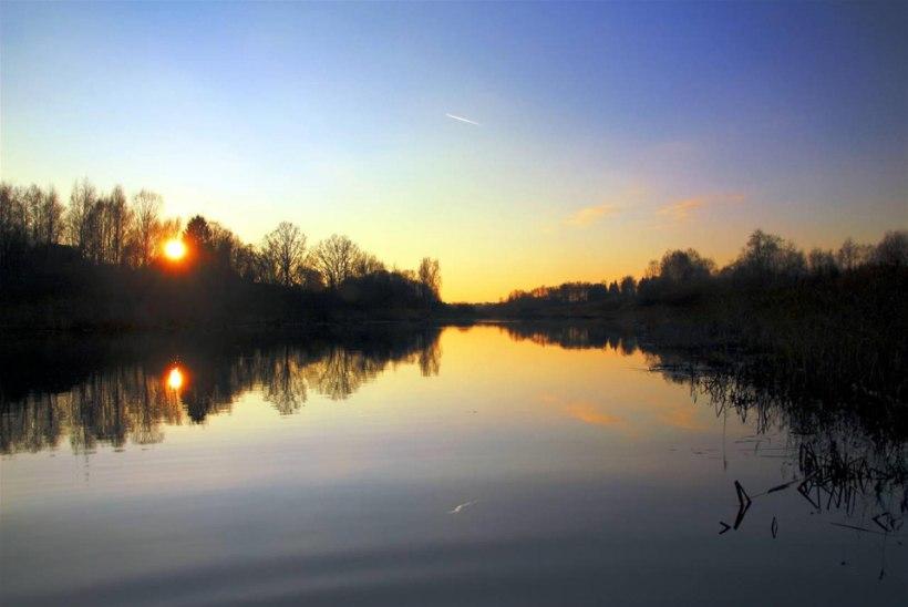 Isadepäev Tänassilma jõel !