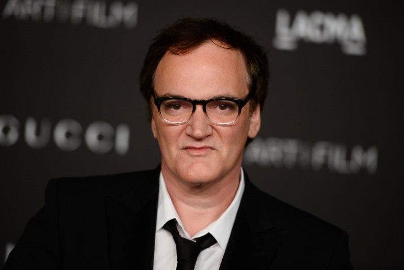 Quentin Tarantino lubab pärast 10. filmi pensionile jääda