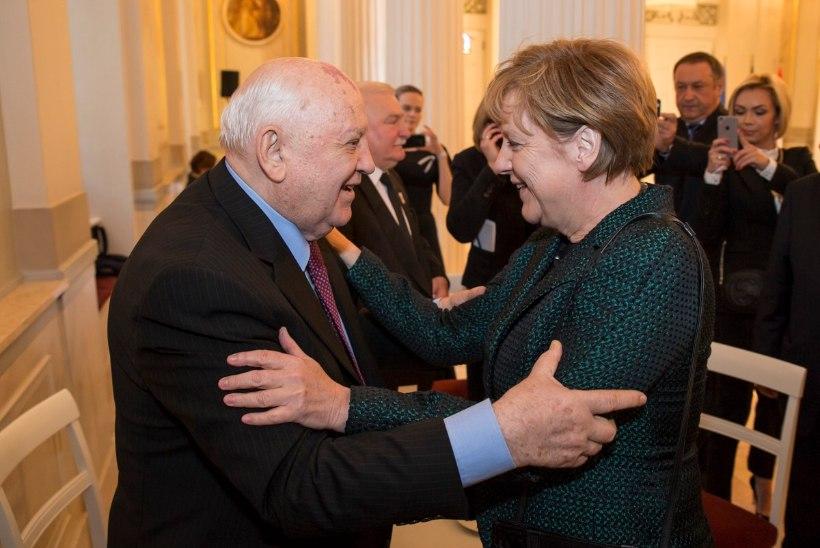 Poliitveteranid Kohl ja Gorbatšov soovitavad Venemaad mõista