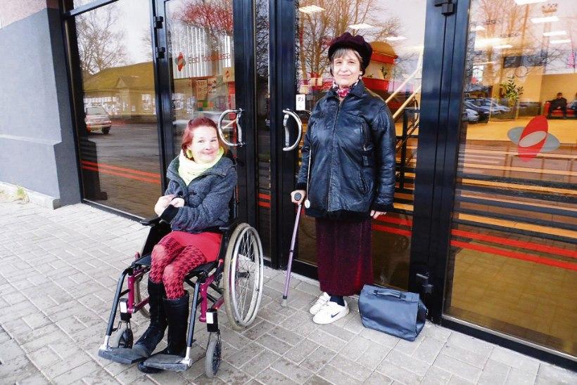 """Terve elu ratastoolis veetnud Tiia Järvpõld tööhõivereformist: """"Ei saa oodata, et kõik sinu jaoks ära kohandatakse. Ise tuleb end ka kohandada."""""""