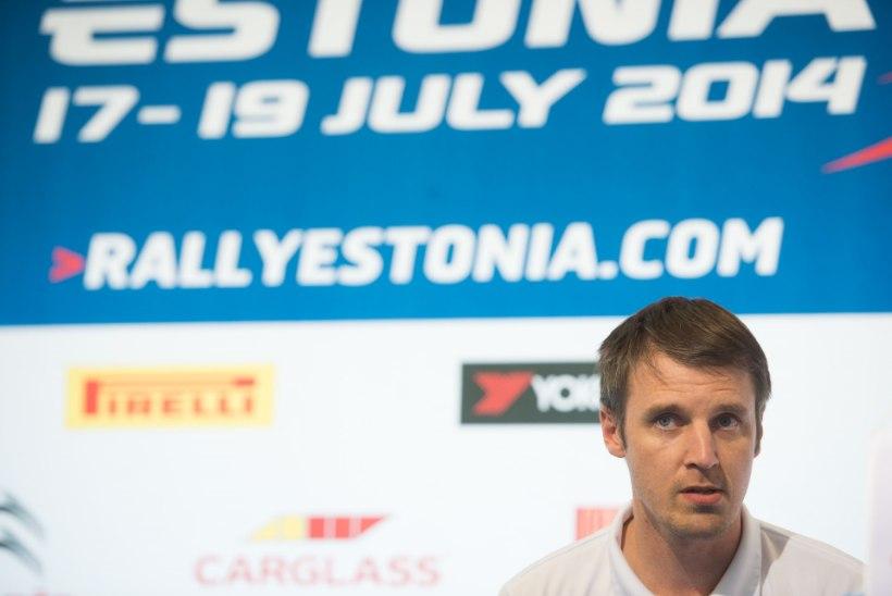 Rally Estonia pälvis Euroopa aasta parima ralli tiitli