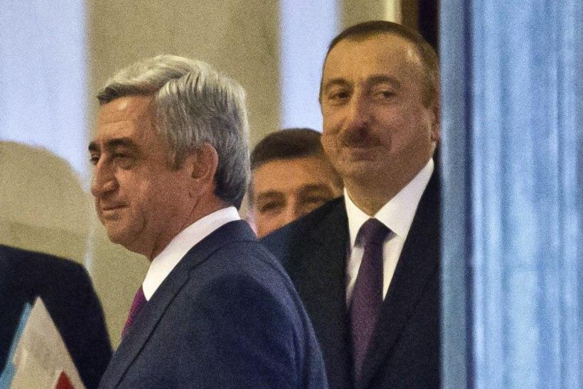 Aserbaidžaan kehtestas Mägi-Karabahhis lennukeelu